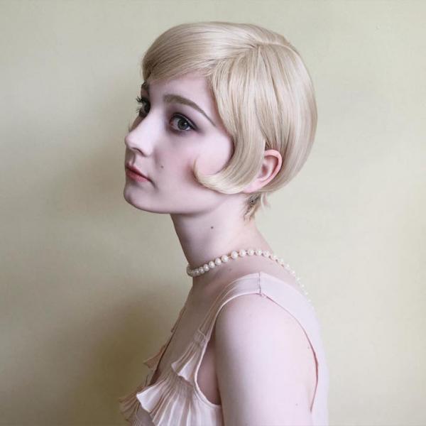 Магия перевоплощения. 17-летняя девушка вживается в самые разные образы (ФОТО)