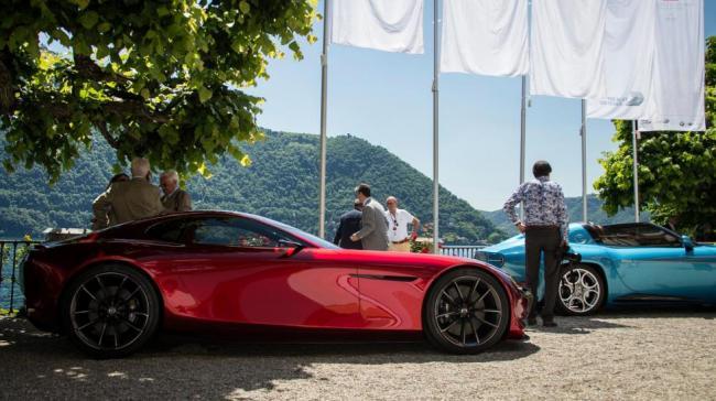 Mazda анонсировала суперкар RX Vision (ФОТО)
