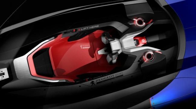 Peugeot представила суперконцепт L500 R Hybrid (ФОТО)