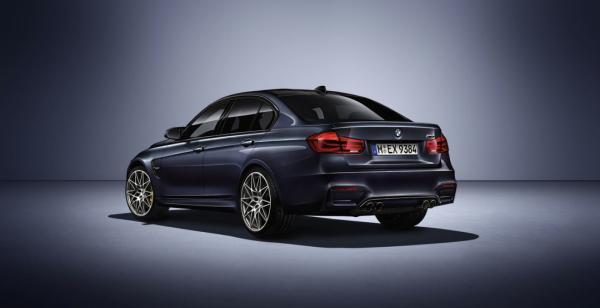 """BMW представил """"юбилейный"""" седан M3 (ФОТО)"""
