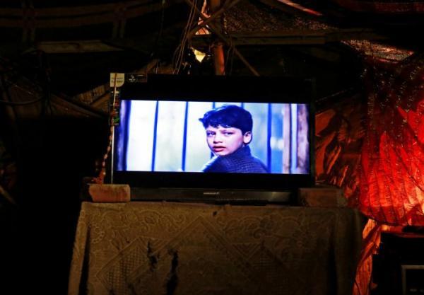 Как выглядит кинотеатр для бедных в Индии (ФОТО)
