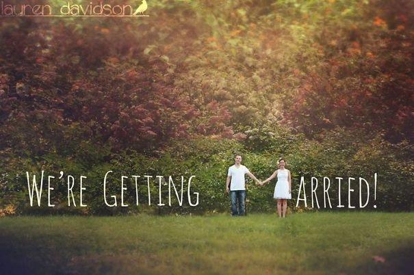 Как объявить о помолвке? Самые креативные способы (ФОТО)