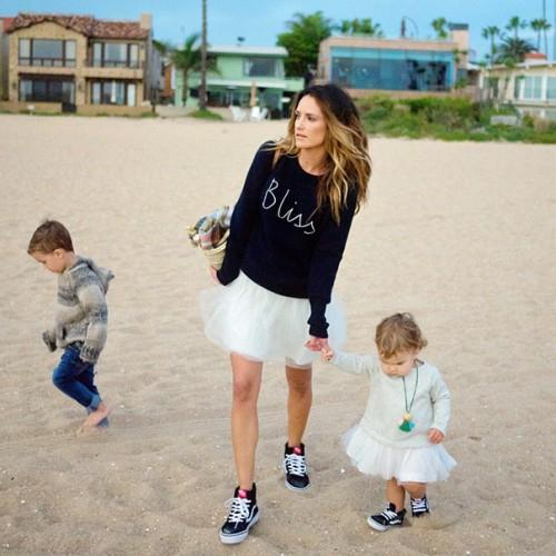 Красивая, как мама. 10 трогательных снимков (ФОТО)