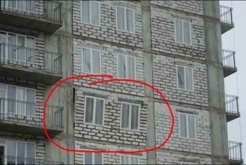 Строительные ляпы и фэйлы (ФОТО)