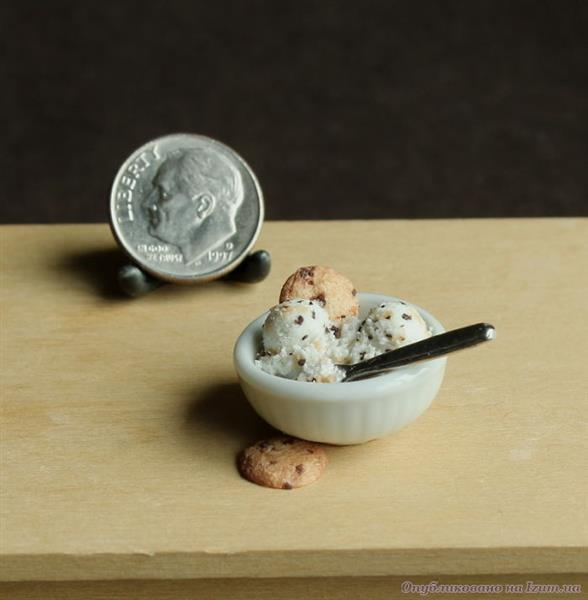 Еда в миниатюре: самые аппетитные варианты (ФОТО)