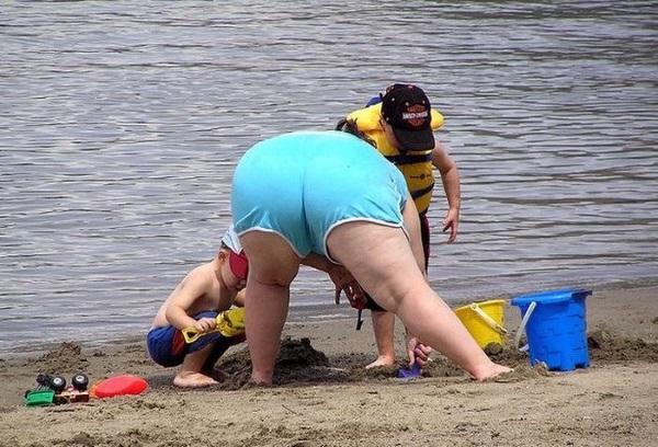 Забавные снимки об особенностях летнего отдыха (ФОТО)