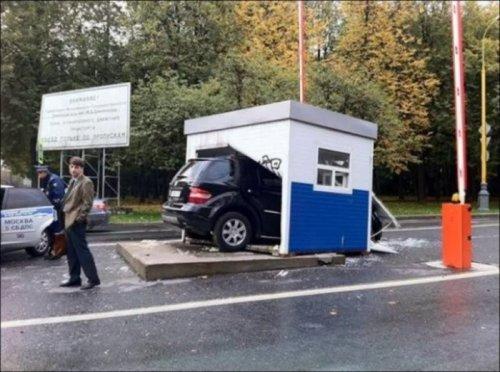 Неудачный день в одной картинке (ФОТО)
