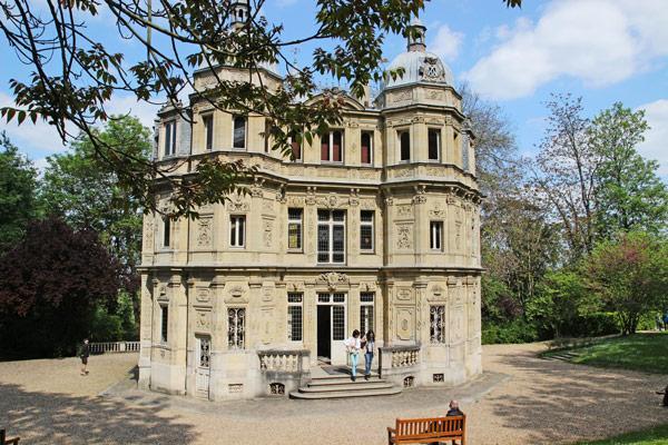 Замок Монте-Кристо — музей Дюма в пригороде Парижа (ФОТО)