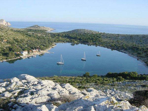 Живописный вид: потрясающий Национальный парк в Хорватии (ФОТО)