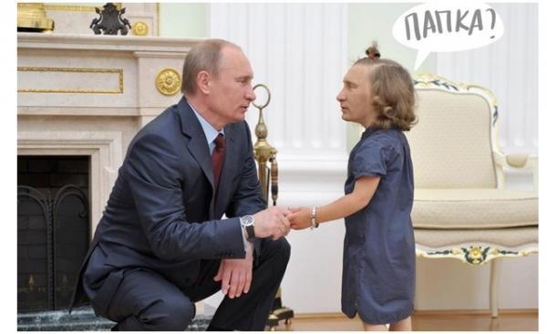 Путин из Египта стал героем фотожаб (ФОТО)