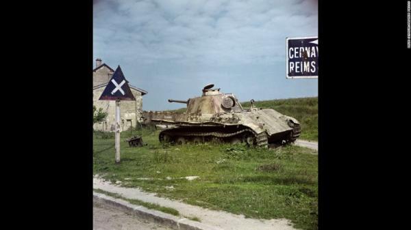 На что была похожа Европа после Второй мировой войны (ФОТО)