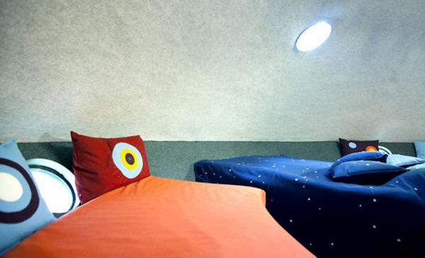 Дикая ночь в НЛО: удивительный отель в лесу (ФОТО)