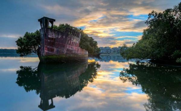 18 жутких заброшенных мест со всего мира (ФОТО)