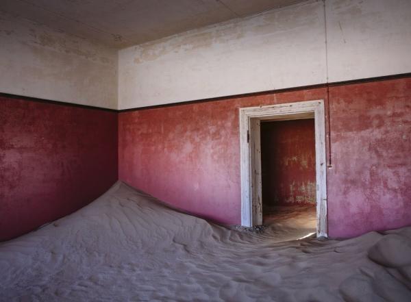 Власть солнца и песка. Дом в пустыне Намибии (ФОТО)