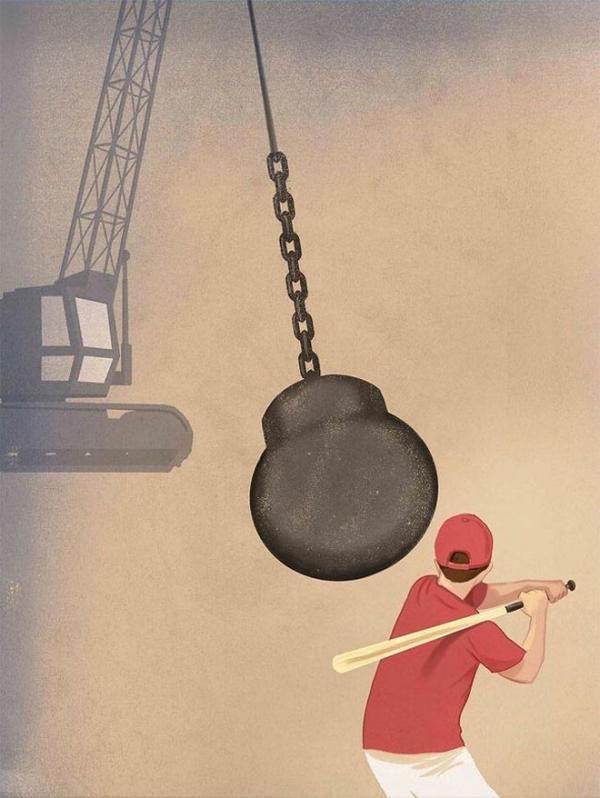 Вся правда современной жизни в саркастических иллюстрациях (ФОТО)