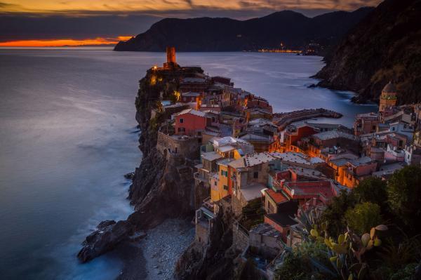 Манарола: красочный уголок Италии (ФОТО)