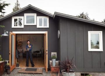 Выгодное решение: как перестроить собственный гараж в уютный домик (ФОТО)