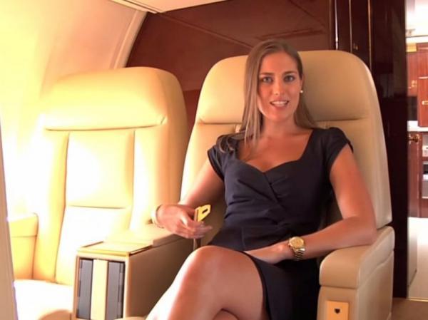 Заоблачная роскошь. Как выглядит самолет Дональда Трампа (ФОТО)