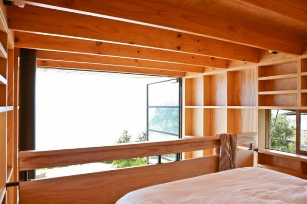 Простой и функциональный:  деревянный дом от мастеров из Новой Зеландии (ФОТО)