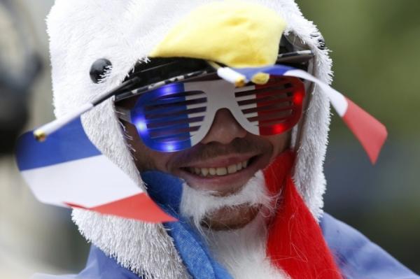 Самые яркие болельщики Евро-2016 (ФОТО)