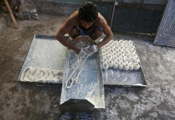 Как выглядит повседневная жизнь в Индии (ФОТО)
