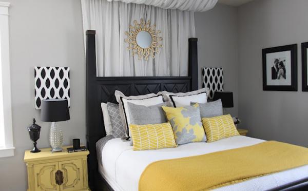 Гармония цвета и сна. Как правильно выбрать тон спальни (ФОТО)