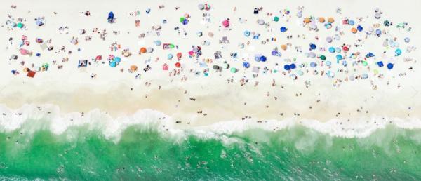 Взгляд с высоты: как выглядят самые роскошные пляжи мира (ФОТО)