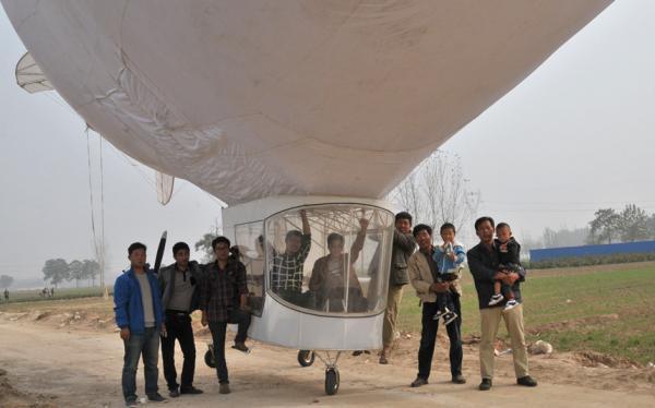 Ненужные технологии. Странные изобретения китайцев (ФОТО)