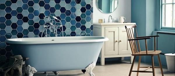 Яркий акцент: необычное оформление ванных комнат (ФОТО)
