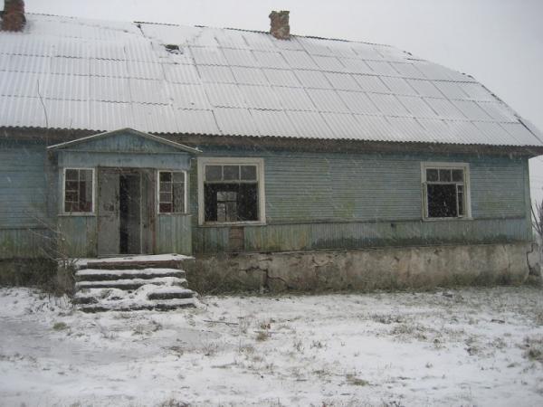 Загородный дом из заброшенной школы: они доказали, что мечты сбываются (ФОТО)
