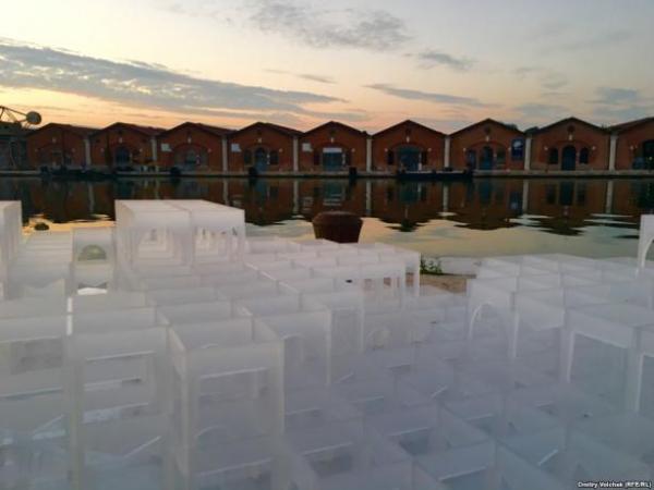 В Венеции представили необычные архитектурные решения (ФОТО)