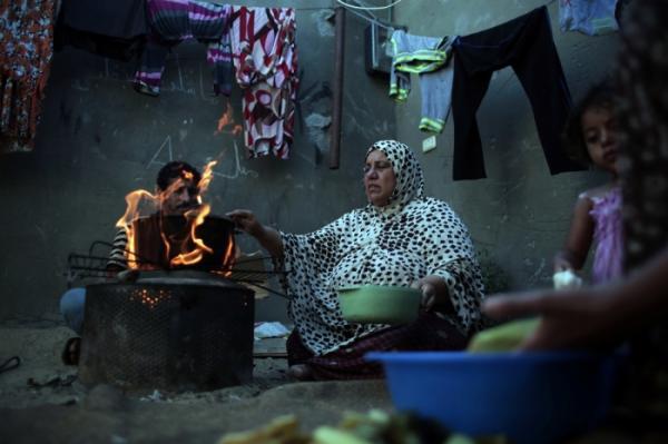 Жизнь на грани: как выглядят трущобы беженцев в Секторе Газа (ФОТО)