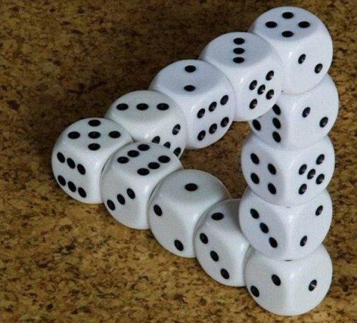 Потрясающий обман зрения и оптические иллюзии (ФОТО)
