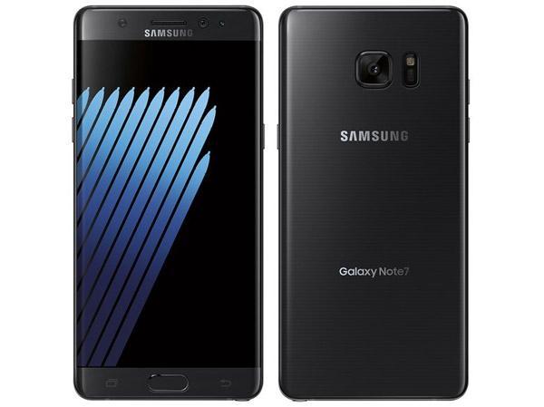 Официальные пресс-снимки Samsung Galaxy Note 7 появились в Сети (ФОТО)