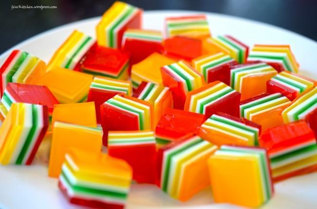 20 радужных десертов со всего мира (ФОТО)