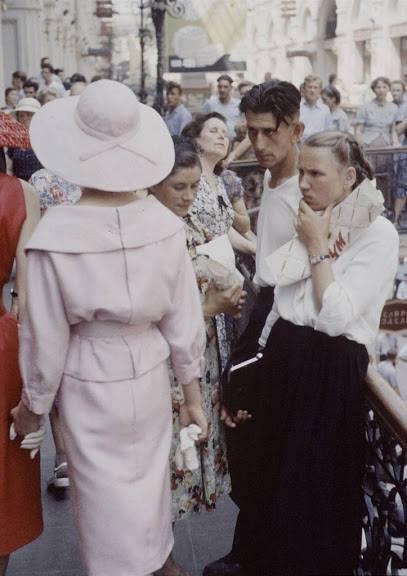 Модная дикость: как в СССР реагировали на одежду от кутюр (ФОТО)