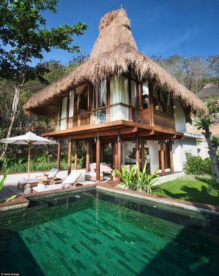 Рай в шалаше: как выглядит лучший отель мира (ФОТО)