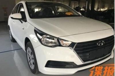 Фотошпионы рассекретили дизайн нового Hyundai Solaris (ФОТО)