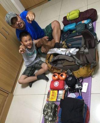 Главное – впечатления. Необычное путешествие отца и сына (ФОТО)