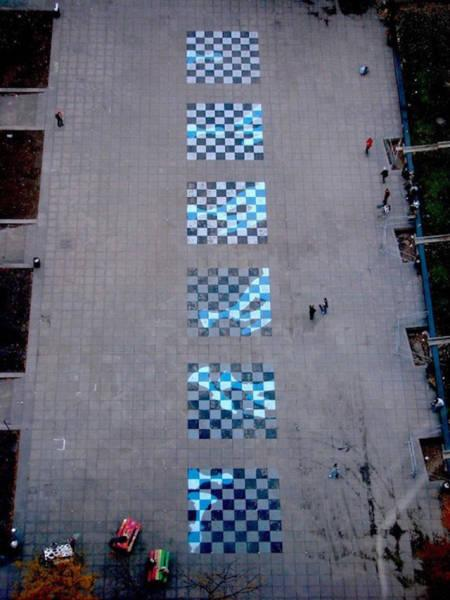 Великолепный стрит-арт на дорогах Монреаля (ФОТО)