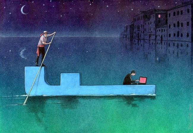 20 иллюстраций, подтверждающих, что мир сошел с ума (ФОТО)