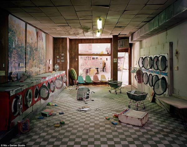 Как выглядит конец света: мрачный проект художницы из Канзаса (ФОТО)