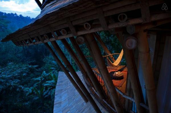 Нестандартный подход к созданию жилища: бамбуковые дома Элоры Харди (ФОТО)