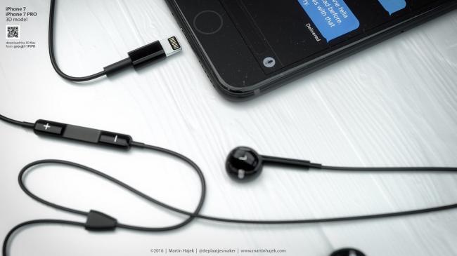 В Сети появились изображения iPhone 7 в новом цвете (ФОТО)