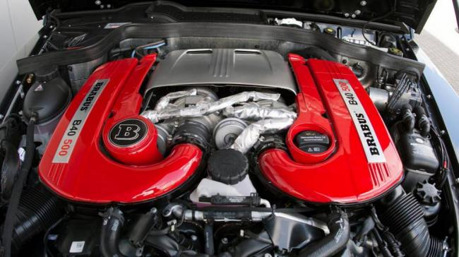 Brabus прокачал Mercedes-Benz G500 (ФОТО)