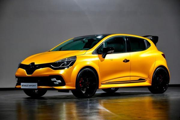 Renault представила линейку заряженных Clio RS (ФОТО)