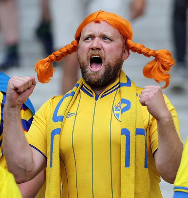ТОП-10 самых странных фанатов на Евро-2016 (ФОТО)