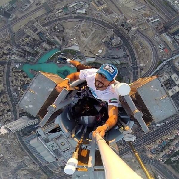 Как живет и отдыхает сказочно богатый принц Дубая (ФОТО)