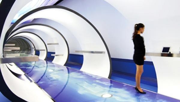 Рабочее место 21 века: в Китае показали, как будут выглядеть офисы будущего (ФОТО)