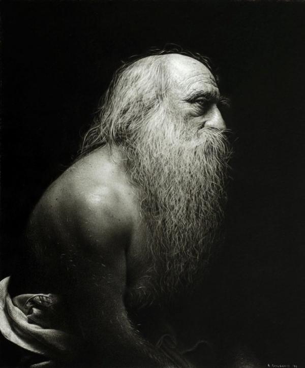 Не отличить от фотографии: гиперреалистичные картины мастера из Италии (ФОТО)